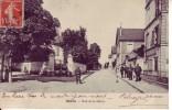 ABLON Rue De La Mairie - France