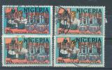 VEND TIMBRES DU NIGERIA N° 291 (B) X 4 NUANCES DIFFERENTES !!!! - Nigeria (1961-...)