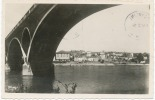 1952 France Tonneins - Le Pont . (voir Les 2 Scans) Belle Carte - Bridges