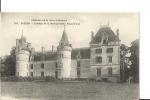 CASSON_ Chateau De La Pervanchère. - Facade Sud - France