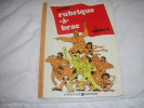 RUBRIQUE A BRAC TOME 3 - Gotlib