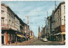 REF 69 -- BELGIQUE -- CPSM LA LOUVIERE Centre Commercial - Belgium