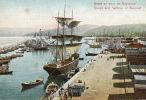 BEYROUTH (Liban) Port Voilier Trois Mats à Quai Jolie Vue - Liban