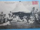 Militaria CPA: Camp Militaire De Bois L´éveque Ancien Camp Militaire Francais (commune D´Ors Nord)17/7/1907 Pr (Pommard) - France