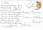 Postal SIENA (Italia) 1966. Arrivi Et Partenza. San Gimignano - 1961-70: Marcofilie