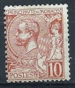 """Monaco YT 23  """" Prince Albert 1er 10c. Rouge """" 1901 Neuf* - Unclassified"""