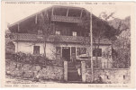 PENSION  VERDURETTE  -  ST-GERVAIS-les-BAINS  (Hte-Sav.)  -  Téléph.  1.36  -  Altit.  960 M. - Saint-Gervais-les-Bains