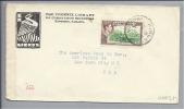 AMERIKA Jamaica 1942-08-17 Zensurbrief The Phoenix Library Nach New York - Jamaique (1962-...)