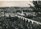 LALINDE - Vue Sur La Ville (prise De Saint Front) - 1951 - France