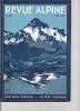 CLUB ALPIN FRANCAIS 1 TRIMESTRE 1937 N° 309 ARETE NOR CIME VALLON LE DOME LAUZE - Libri, Riviste, Fumetti