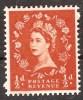 GB 287  **  Neuf  Elizabeth II 1952 - 1957 - 1952-.... (Elizabeth II)