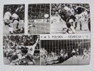 Poland Sweden  1:0 / Football World Cup /Germany Neckarstdion Sttutgard 1974 - Fútbol