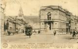 Pepinster  - Hôtel Communal - Tram 85 ( Voir Verso ) - Pepinster
