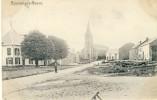Bourseigne-Neuve - Centre Du Village, Eglise ... - 1906 ( Voir Verso ) - Gedinne