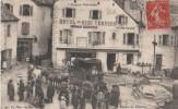 Le Mur De BARREZ Depart Du Courrier (AVEYRON ) 12 - Unclassified