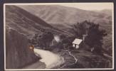 New Zealand PPC Makara Cottage Pictorial Postcard By J. W. Jones, Wellington, N.Z. Echte Real Photo Véritable (2 Scans) - Nuova Zelanda
