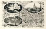 Epen - Groeten Uit ... -Kaart Muliviews - 1954 ( Verso Zien ) - Nederland
