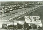 Italy, Saluti Da Rivazzurra Di Rimini, 1958 Used Real Photo Postcard [P9561] - Rimini