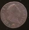 France  LOUIS XV  1/2 Sol 1771 D  Vieille Tête DOUBLE FRAPPE Pièce Monnaie - 987-1789 Monnaies Royales