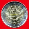 """2 Euros """"10 Ans Euro FIDUCIAIRE"""" Commémorative ITALIE 2012, En UNC Neuves Sous Sachet - Italien"""
