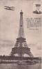 Cpa De Lambert Double La Tour Eiffel - Aviatori