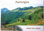 AUVERGNE CANTAL DANS LA HAUTE VALLEE DE LA JORDANNE LA BRECHE DE ROLLAND - CP VOYAGEE 2002 CORRECTE - Non Classés
