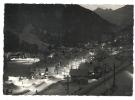 Sankt Anton Am Arlberg (Autriche, Tyrol) : Vue Générale De La Rue Principale De Nuit En 1964 (animée)ECHTE PHOTOGRAPHIE. - Non Classificati