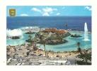 Cp, Espagne, Iles Canaries, Puerto De La Cruz, Lac Martianez, écrite - Espagne