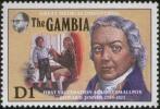 Edward Jenner, Physician, Smallpox Vaccination, Initiated In Berkeley Lodge, Freemasonry, MNH Gambia - Medicina