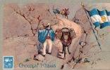 PUB CHOCOLAT KLAUS N°36 - Advertising