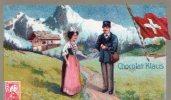 PUB CHOCOLAT KLAUS N°2 - Advertising