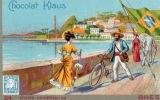 PUB CHOCOLAT KLAUS N°24 - Advertising