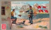 PUB CHOCOLAT KLAUS N°19 - Advertising