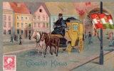 PUB CHOCOLAT KLAUS N°13 - Advertising