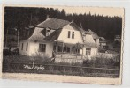 B71330 Borsec Vila Arpad  Real Photo    2 Scans - Romania