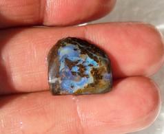 Australian Boulder Opal (8.3 Ct) - Ready For Setting - Opale
