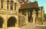 "29191     Regno  Unito,  Canterbury,  King""s  School,  The  Norman  Staircase,  VG  1976 - Canterbury"