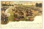 Carte Gruss - Bataille Des Cuirassiers à Reischaufun -1870 - édit; Verlag A. Levy. Wörth - (voir Scan) - Otras Guerras