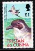 Tristan Da Cunha MNH Scott #232 1pd Flying Pinnamin - Birds - Tristan Da Cunha
