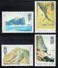 Tristan Da Cunha MNH Scott #268-#271 Sketches By Roland Svensson - Tristan Da Cunha