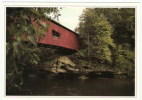 USA Indiana, Sugar Creek Bridge ... XF025 New - Stati Uniti