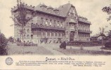 JUMET = Hôtel-Dieu + Explications (Desaix) Vierge - België