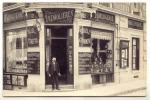 Carte Photo 10 ( Aube) TROYES   Bijouterie Horlogerie Trémolières 2 Rue De La République - Troyes
