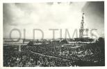 PORTUGAL - FATIMA - SANTUARIO - VISTA GERAL - 1950 REAL PHOTO PC - Santarem