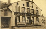 Virton - Hôtel Du Cheval Blanc -Propr. E. Bradfer -Oldtimer ( Verso Zien ) - Virton