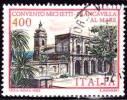 ITALIA - 1983 - Usato - Ville - 4ª Emissione - 400 L. • Convento Michetti, A Francavilla Al Mare - 1981-90: Oblitérés