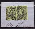 T)1868,HIDAGOS PAIR,DISTRICT GUANAJUATO,12c W/POINT,IMPERF.- - Mexico