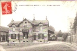 Villeneuve-St-Denis 1: Ferme La Guette 1907 - France