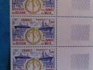 Bloc De 10 Timbres ACORAM - 1976 - Mint/Hinged