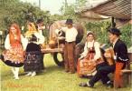 Minho Folclore Costumes  2 Scans - Viana Do Castelo